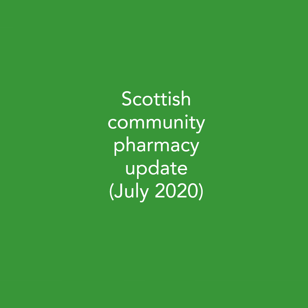 Protected: PIP insights: Scottish community pharmacy update (July 2020)