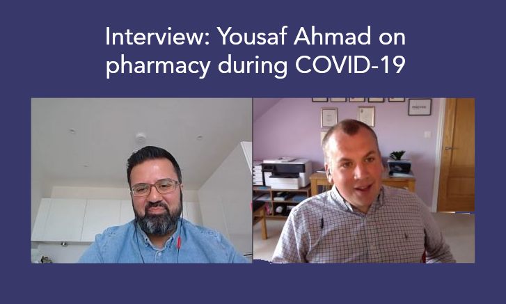 Interview: Yousaf Ahmad on coping with COVID-19