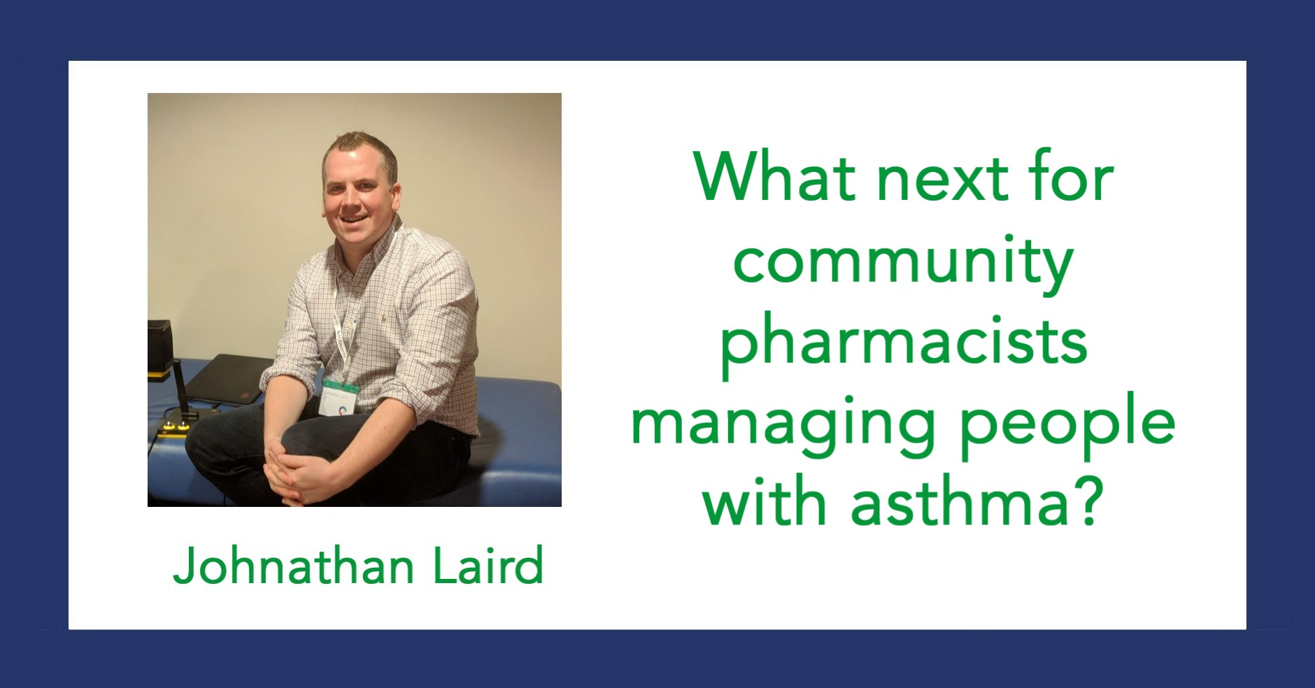 What next for community pharmacists managing people with asthma?